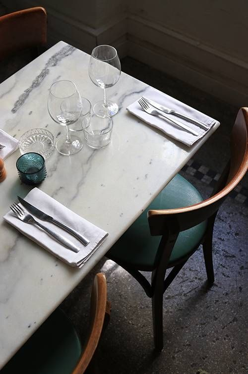 Le Restaurant - 44 - Restaurant rue sainte Marseille